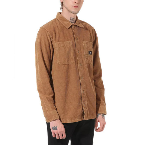 Vans - Byers Shirt (Dirt)