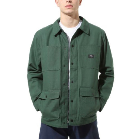 Vans - Drill Chore Coat (Pine Needle)