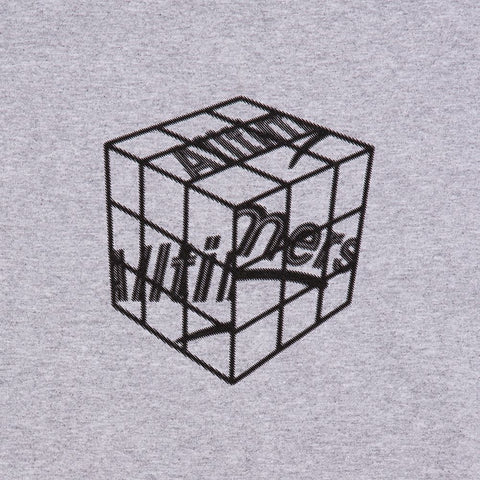 Alltimers - Cubed T-Shirt (Heather Grey)