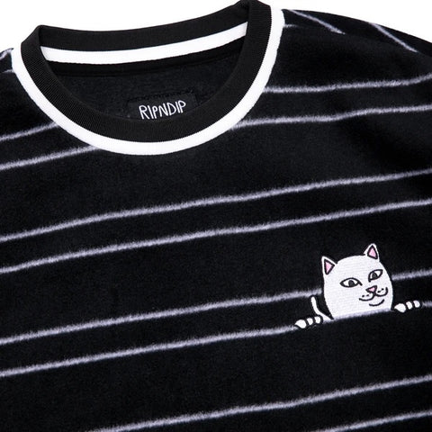 RIPNDIP - Peeking Nermal Polar Fleece (Black)