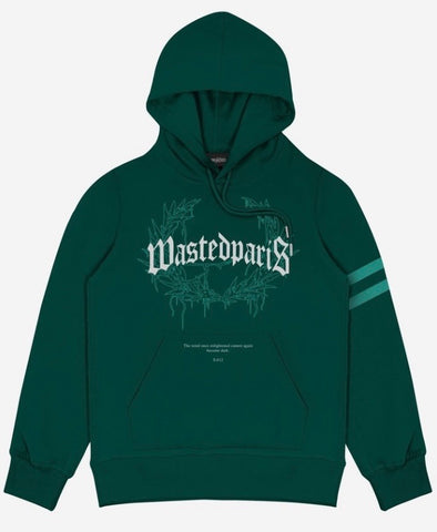 Wasted Paris - Columbia Bridge Hoodie (Forest Green)
