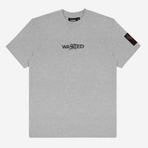 Wasted Paris - Essential T-Shirt (Ash Grey)