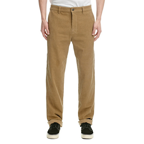 Globe - Chaos Pant Corduroy Straight Fit (Pecan)