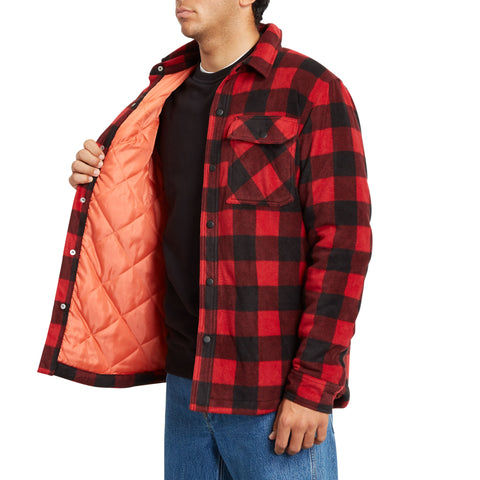 Volcom - Bower Polar Fleece Jacket (RIO)