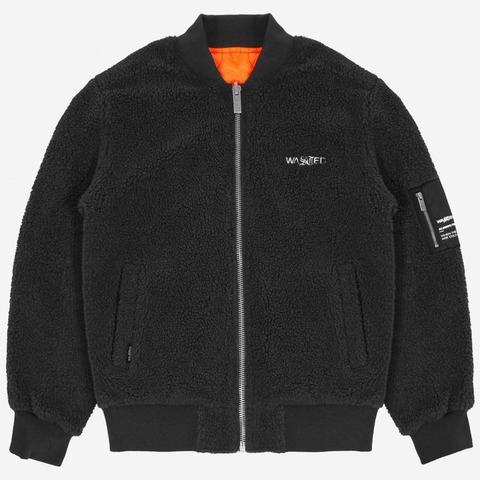 Wasted Paris - Reversible Gavin Jacket (Black)
