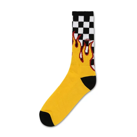 Vans - Flame Crew Sock (Check)