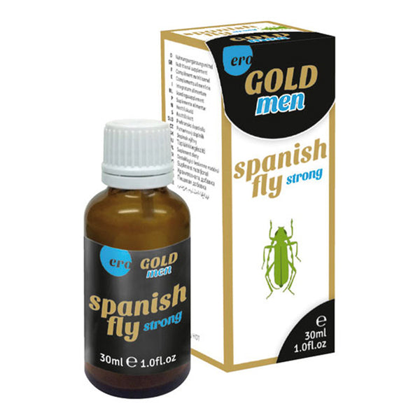 Spanish Fly voor Mannen Gold Strong - 30 ml