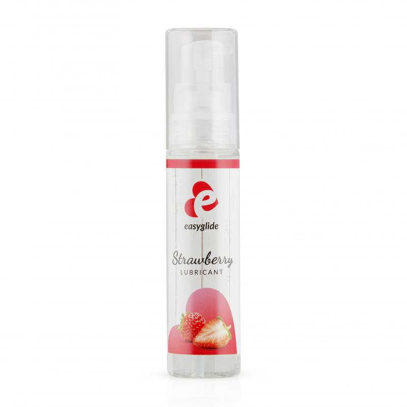 EasyGlide Strawberry Waterbasis Glijmiddel - 30 ml