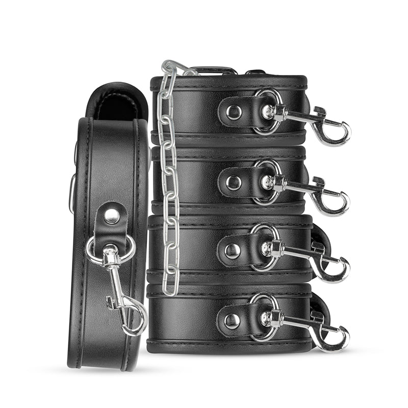 Whipped Bondage Shackle Set