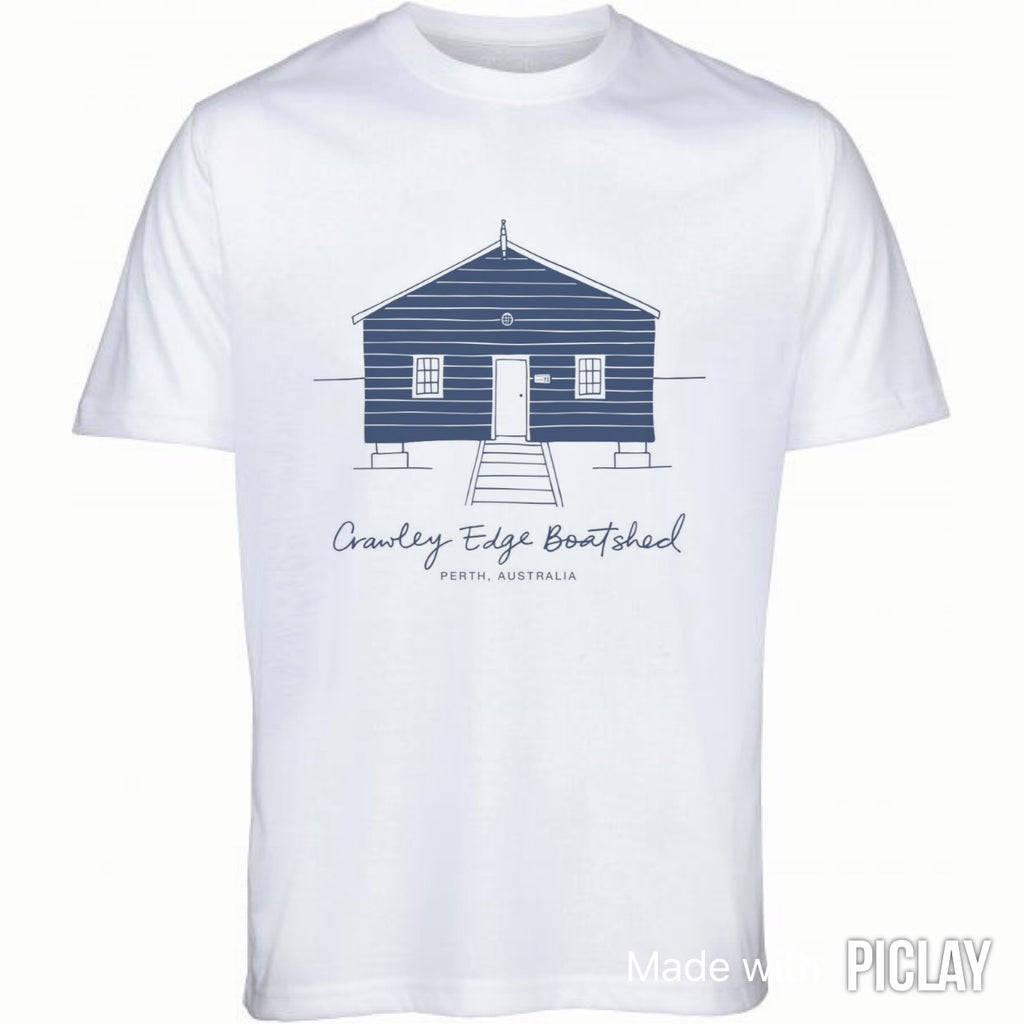 Boatshed short sleeve t-shirt