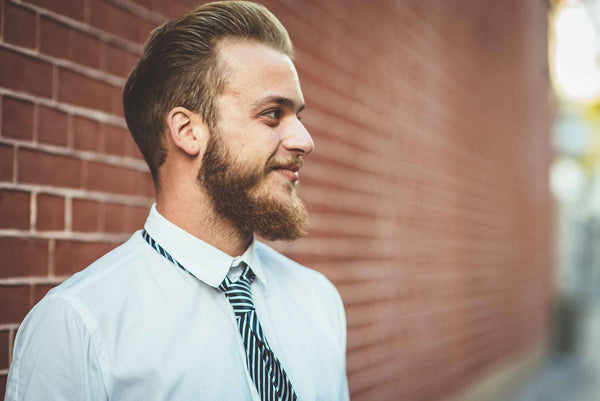 Believe It Or Not Your Beard May Be As Patchy You Think Beards Take Time To Grow In Pletely Some Parts Of Hair Faster Than