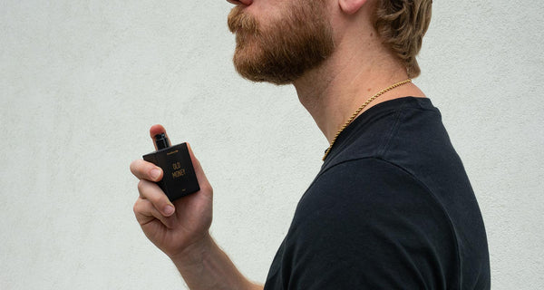 Eau de Parfum by Beardbrand. Men's cologne.