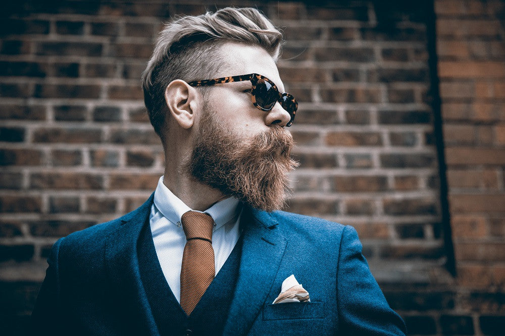 How to trim a beard and mustache
