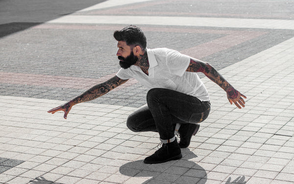 How Exercise Helps Your Beard