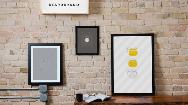 How to Get Your Free Beardbrand Posters!