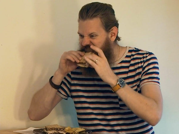 Beards Vs. Food