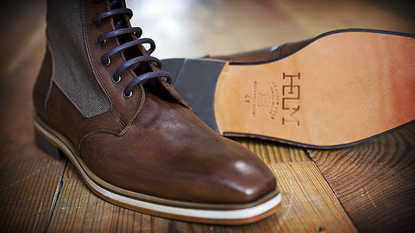 Why every man should own heritage boots
