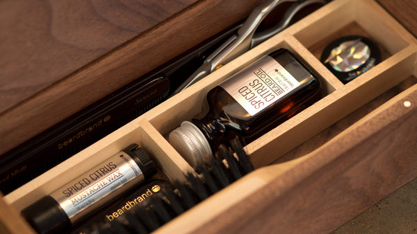 The Ultimate Do It Yourself Beard Grooming Kit