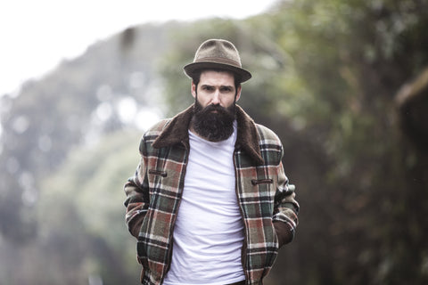 The Ultimate Outfit Guide Based on the Color of Your Beard ...