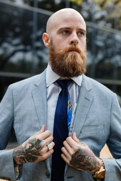 How to Grow a THICK BEARD Fast: The Only Guide You'll Need