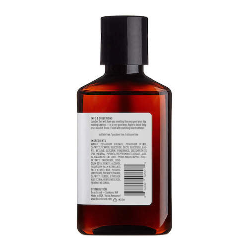 Beardbrand Lumber Yard Beard Wash
