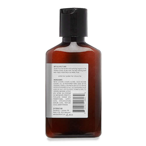 Beardbrand Spiced Citrus Beard Softener