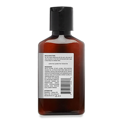 Beardbrand Tea Tree Beard Softener
