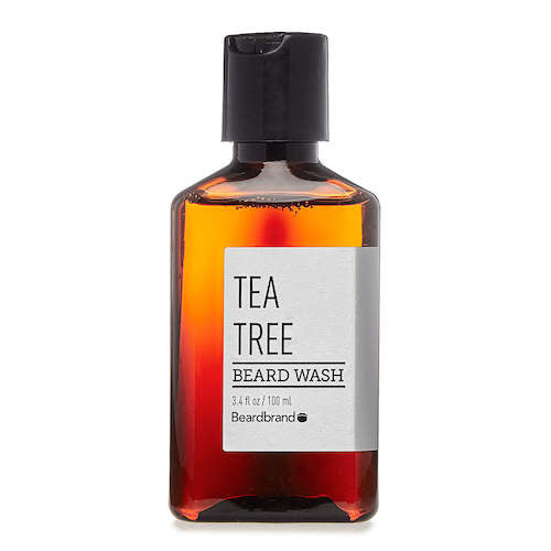 Beardbrand Tea Tree Beard Wash