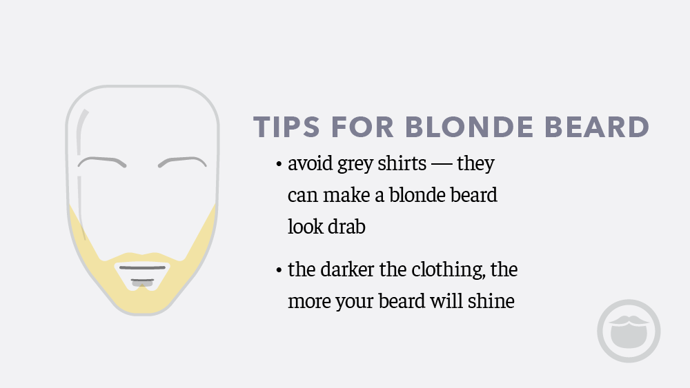 Style Tips for a Blonde Beard