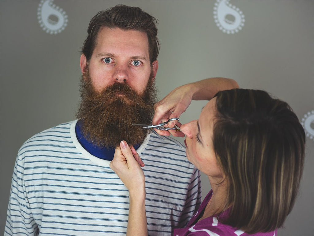 so your wife wants you to shave off your beard? – beardbrand