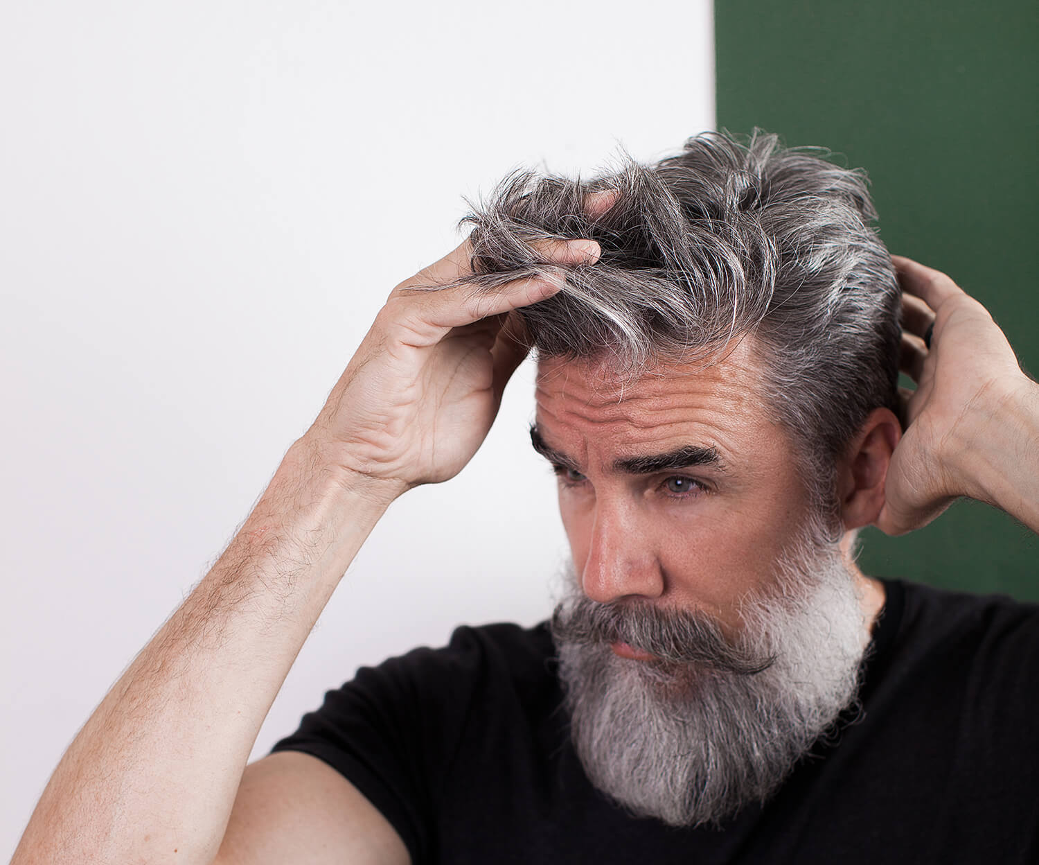When should i shampoo and conditioner my hair everyday male