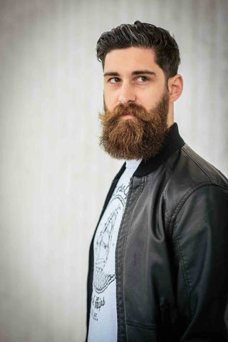 Jamie Davis by Tommy Cairns for Beardbrand