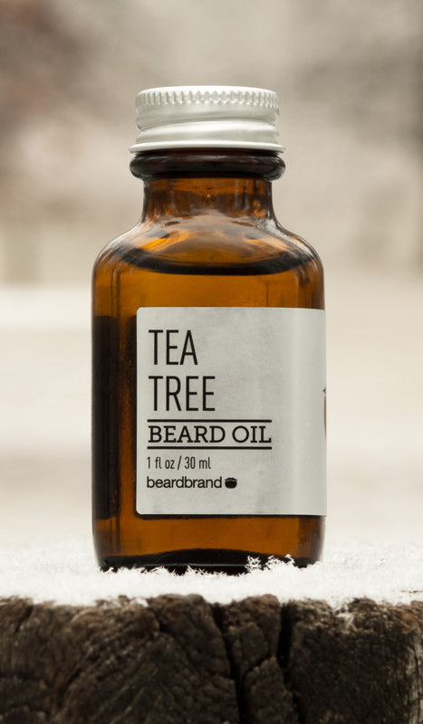 Tea Tree Beard Oil by Beardbrand