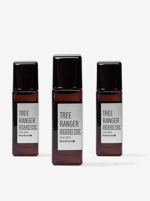 Beard Oil 3-Pack