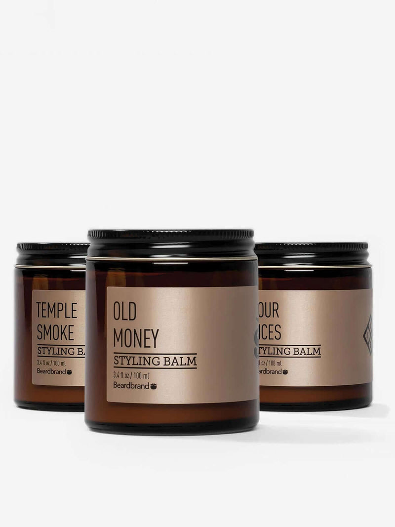 Styling Balm 3-Pack