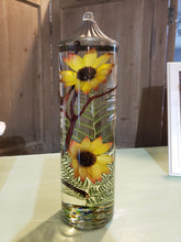 Load image into Gallery viewer, Sunflower Large Cylinder