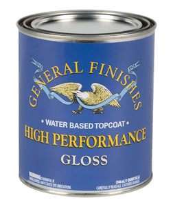 High Performance Gloss Quart Top Coat