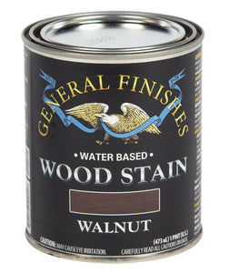 Walnut Water Based Wood Stain