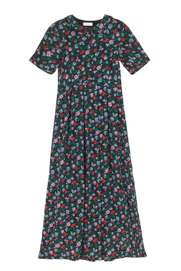 Juniper Dress Folktale Print