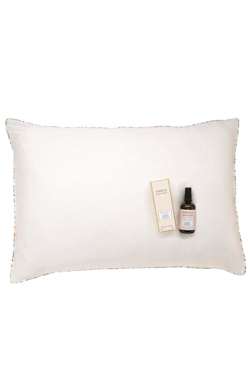 Silk Pillowcase & Perfect Sleep Pillow Mist Gift Set