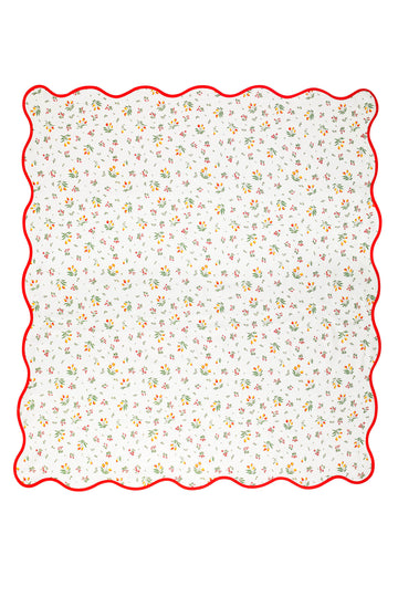 Linen Tablecloth Square