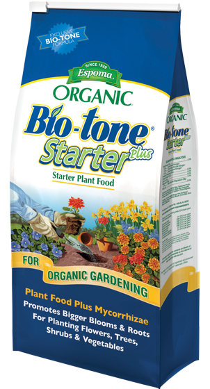 Bio-Tone Starter Fertilizer