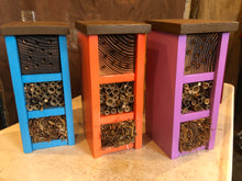 Load image into Gallery viewer, Mason Bee Hotel