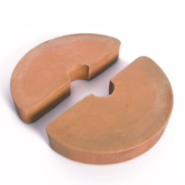 "Ceramic Crock Weights, 6.5"" or 7.5"""