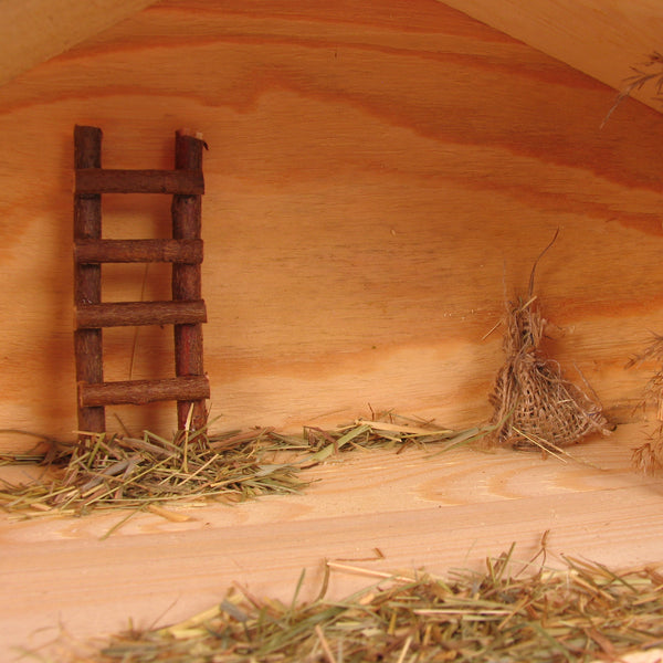 Glory - Handmade Wood Nativity Manger