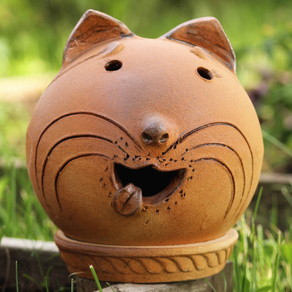 Garden Lantern, Cat or Rabbit