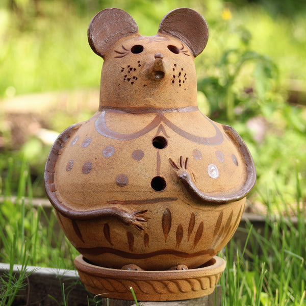 Garden Lantern, Owl or Mouse