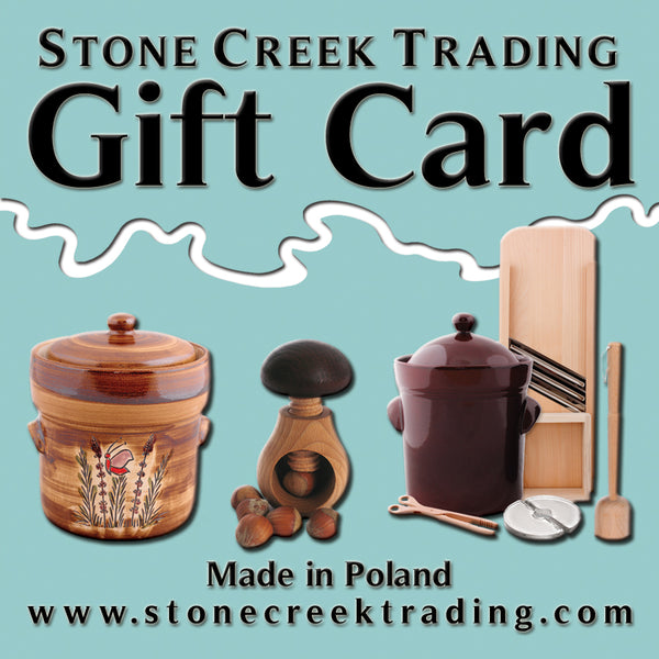 Stone Creek Trading Gift Card