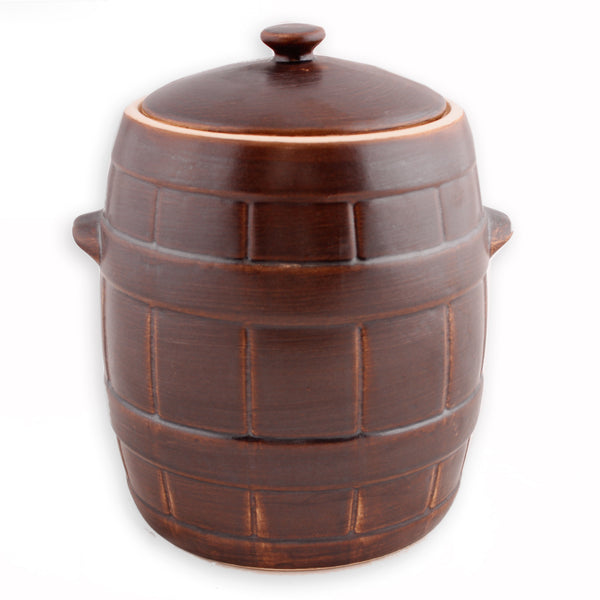 Barrel Brining Crock, 4 Liter
