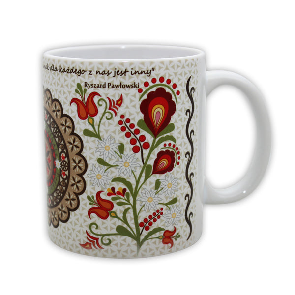 Rozeta Folk Art Mug